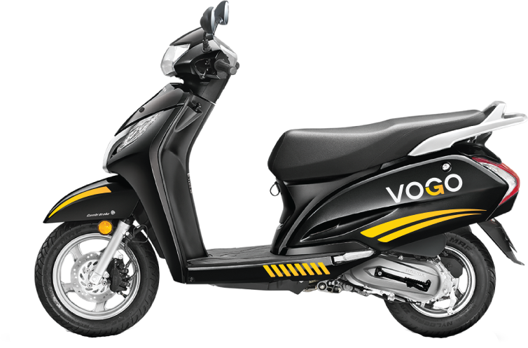 Rent a Scooter in Bangalore & Hyderabad|VOGO SCOOTER RENTALS